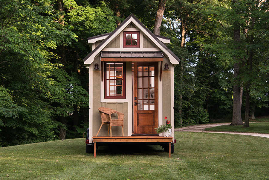 Timbercraft Tiny House by the Trees
